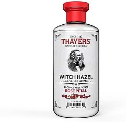 Thayers Rose Petal Witch Hazel 12 ozs