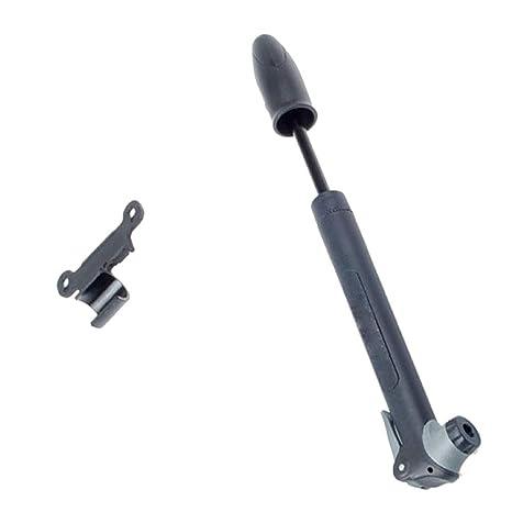 EVERAIE Bomba de Bicicleta Mini Bomba de Bicicleta de plástico MTB ...