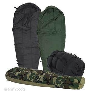 Us Military 4 Piece Modular Sleeping Bag Sleep System W/gortex Bivy – Excellent