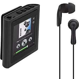 "Polaroid PMP120-4 4GB MP3 Digital Music/Video Player & Voice Recorder w/1.8"" Touchscreen (Black)"
