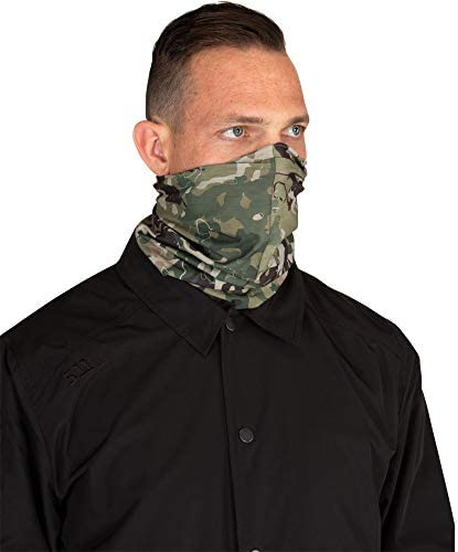 Polyester Microfiber 5.11 Tactical Lightweight Halo Neck Gaiter Style 89471