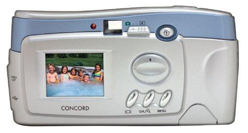 Concord EyeQ 2040 2MP Digital Camera Concord Camera Eye Q Digital Cameras