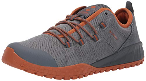 Columbia Men's Fairbanks Low Shoe, Breathable, High-Traction Grip