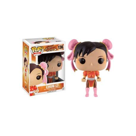 Funko Pop! Games Street Fighter – Chun-Li (FYE Exclusive) ()