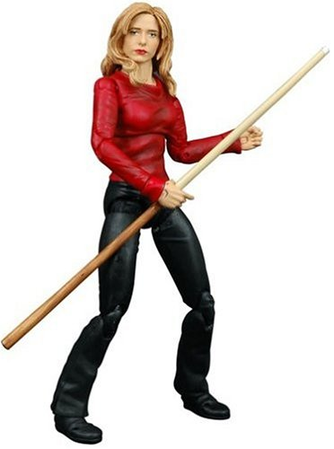 Buffy the Vampire Slayer Deluxe Once More With Feeling Buffy Action Figure