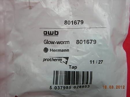 Glowworm 24CXI 30CXI 38CXI Filling Loop Tap 801679: Amazon.co.uk ...