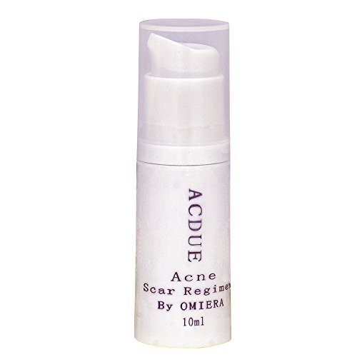 Omiera Labs Acne Treatment, Acne Scars Treatment, Dark Spot Corrector, Acne Scar Removal, Acne Scar Cream, Skin Whitening Cream, Scar Treatment Acdue, 0.3 fl. Oz
