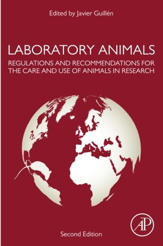 - Laboratory Animals: Regulations and Recommendations for the Care and Use of Animals in Research