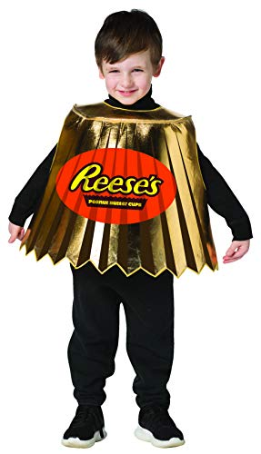Hershey's Reese's Peanut Butter Cup Mini Candy Costume Size Child Size ()