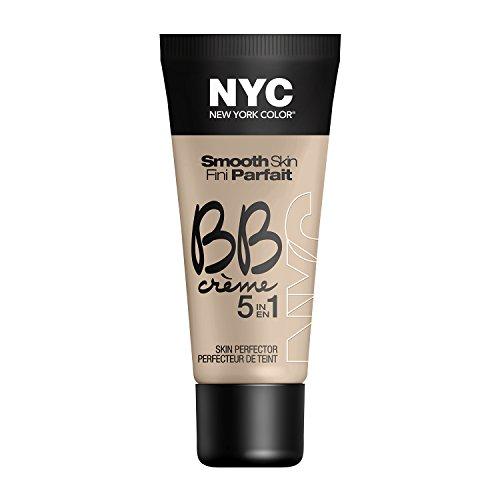 N.Y.C. New York BB Creme Foundation, Medium, 1 Fluid Ounce