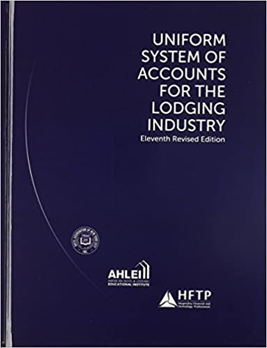 Uniform system of accounts for the lodging industry with answer uniform system of accounts for the lodging industry with answer sheet ahlei 11th edition ahlei hospitality accounting financial management 11th fandeluxe Choice Image