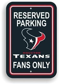 """Amazon.com : NFL Houston Texans Die-Cut Decal, 8""""x8"""", Team Color ..."""