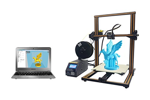 OBEST 3D DIY Desktop Printer Kit with High-Precision,Large Size to Improve The Child's Intelligence and Creativity