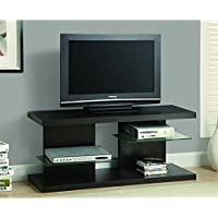 MONARCH TV STAND - 48L / CAPPUCCINO
