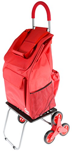 Shopping Trolley (Red) - 6