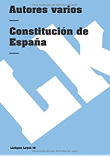 Constitución de España (Leyes) (Spanish Edition)