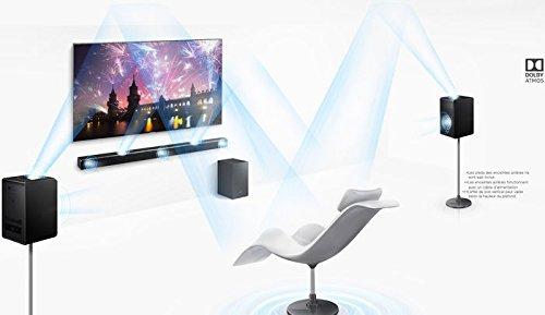 Samsung HW-K950 proiezione acustica Dolby Atmos