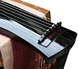 Exquisite Chinese 7 String Instrument Old Fir Wood Guqin Zither Gu Qin