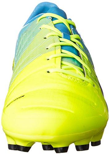 Puma evoPOWER 1.3 AG Herren Fußballschuhe safety yellow-black-atomic blue