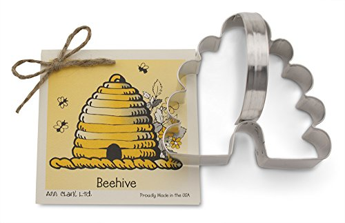 Ann Clark Cookie Cutters Beehive Cookie Cutter, 4