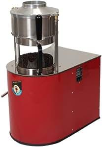 Sonofresco 2100-R Propane Coffee Roaster, 2-Pound, Cherry Red