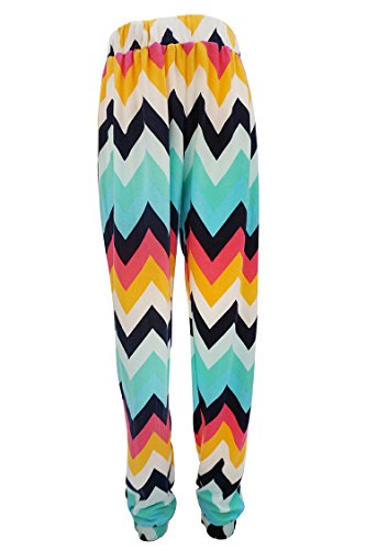 Big Girls Printed Elastic Jogger Pants