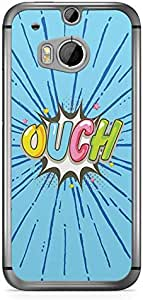 Ouch HTC One M8 Case - Comic Collection