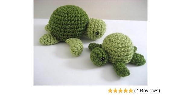 Watermelon turtles – amigurumi patterns | Watermelon turtle ... | 315x600