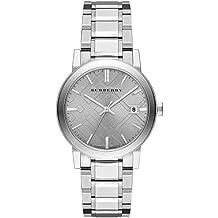Burberry BU9035 38mm Silver Steel Bracelet & Case Anti-Reflective Sapphire Women's Watch