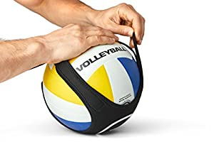 Infiiniity Volleyball Training Equipment Aid with Adjustable Waist Belt & Cord Length. Perfect Volleyball Trainer for Your Skills Like Serving, Spiking, Arm Swing. Fits All Volleyball Sizes by Infiiniity