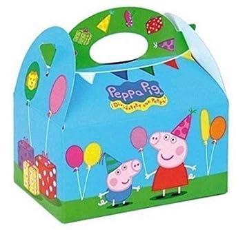 Peppa Pig Alimentos Cajas Pk8