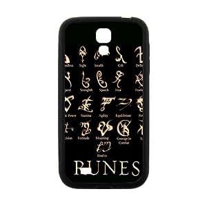 Happy Runes Hot Seller Stylish Hard Case For Samsung Galaxy S4
