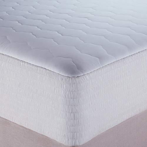 Beautyrest Waterproof Mattress Pad, Cotton Blend, King