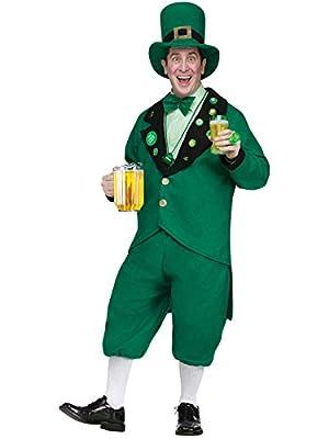 Fun World Pub Crawl Leprechaun Adult Costume