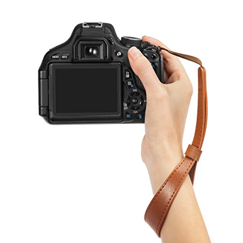 [Fujifilm Universal Camera Strap] – WOODMIN Adjustable Shoulder Belt for Fujifilm Instax Mini Camera, Polaroid Camera, Digital Camera, Nikon Camera, Cannon Camera, Samsung Camera(Rainbow)
