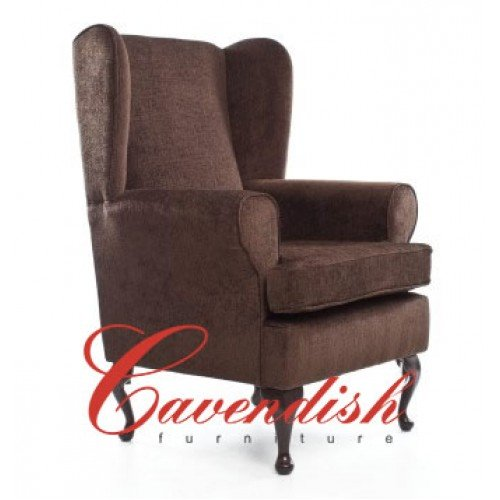 Cavendish Furniture Orthopedic High Seat Chair (21u0027u0027High) Brown:  Amazon.co.uk: Kitchen U0026 Home