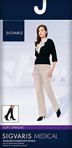 SIGVARIS-SOFT-OPAQUE-840-Womens-Closed-Toe-Calf-Compression-Socks-15-20mmHg