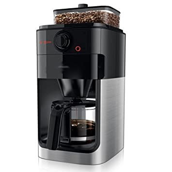 GCCI Máquina de Café Máquina de Café Automática Máquina Automática de Café Máquina de Afilar,Negro: Amazon.es: Hogar