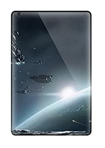 Top Quality Case Cover For Ipad Mini/mini 2 Case With Nice Fantasy Sci Fi People Sci Fi Appearance