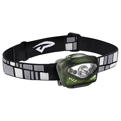 Tec Translucent Flashlight (Princeton Tec Vizz Headlamp (165 Lumens, Green))
