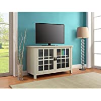 Better Homes and Gardens Oxford Square TV Stand and Console for TVs up to 55 (White)