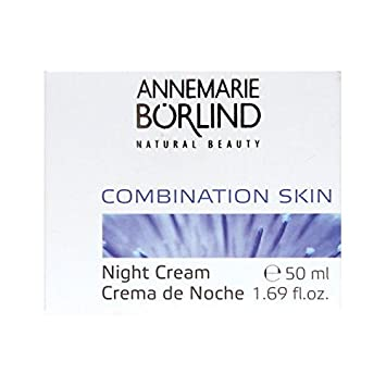 Annemarie Borlind Combination Skin Night Cream, 1.7 Ounce