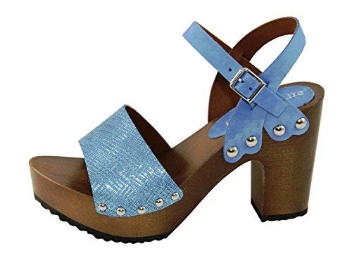 0 Frauen Schuhe Silfer 35 Riemen Shoes mit qwTPwvxBEf