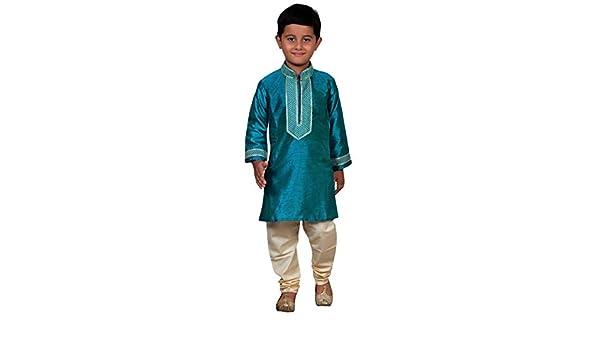 Chicos Hindúes Pijama Kurta Salwar Kameez Sherwani Elegante Ropa de La Boda  891  Amazon.es  Ropa y accesorios 968a36fd811