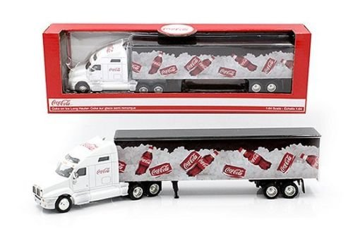 (Motor Max Die-Cast Collectible Trailer Truck)
