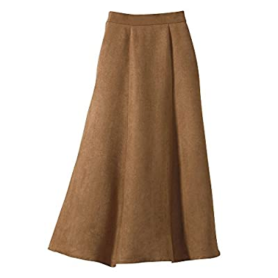 National Poly Suede Skirt for cheap