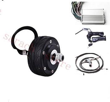 """4 """"150 W 24 V e Scooter Motor Kit rueda Hub motor para maquinilla"""