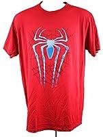 Marvel Comics Spiderman Logo Men's T Shirt