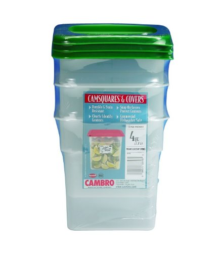 storage container 4qt - 9