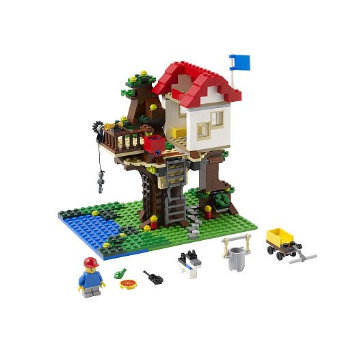 LEGO Creator Treehouse (31010)